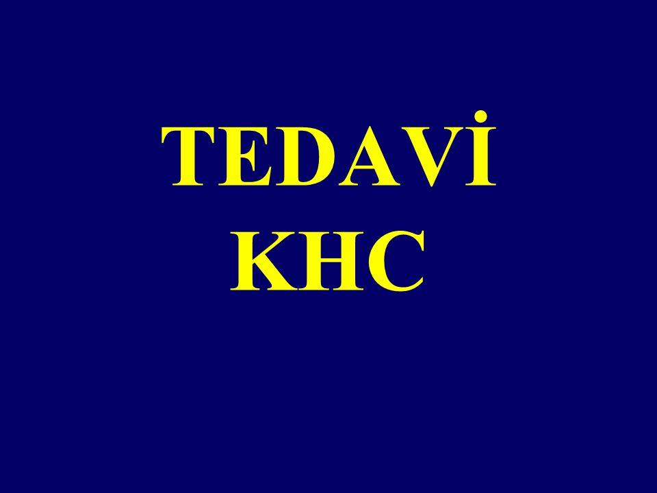 TEDAVİ KHC