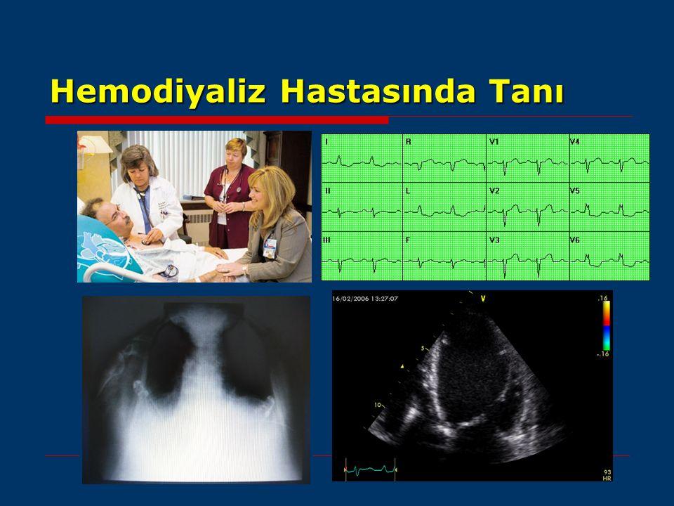 Hemodiyaliz Hastasında Tanı
