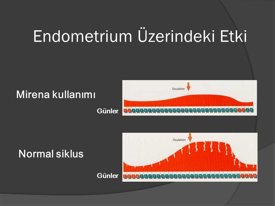 Endometrium Üzerindeki Etki