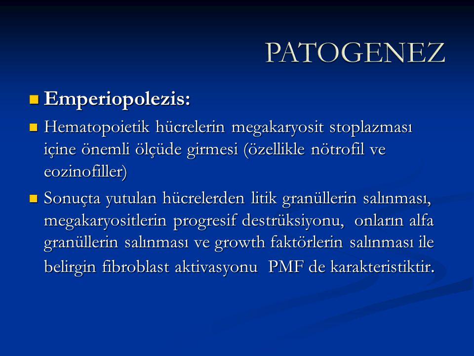 PATOGENEZ Emperiopolezis:
