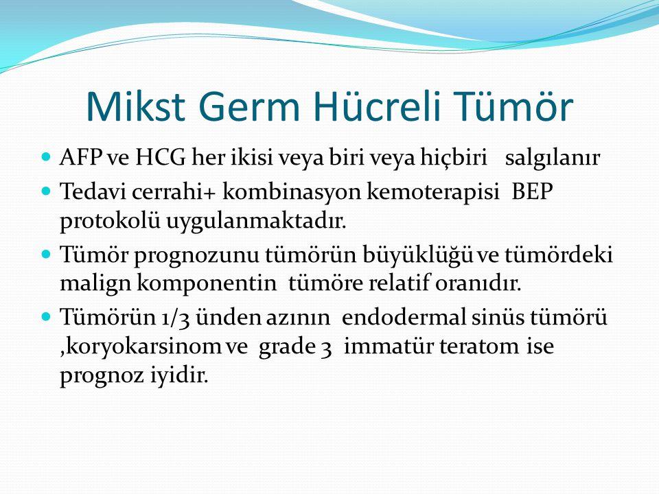 Mikst Germ Hücreli Tümör