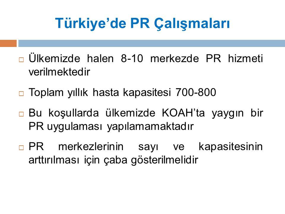 Türkiye'de PR Çalışmaları