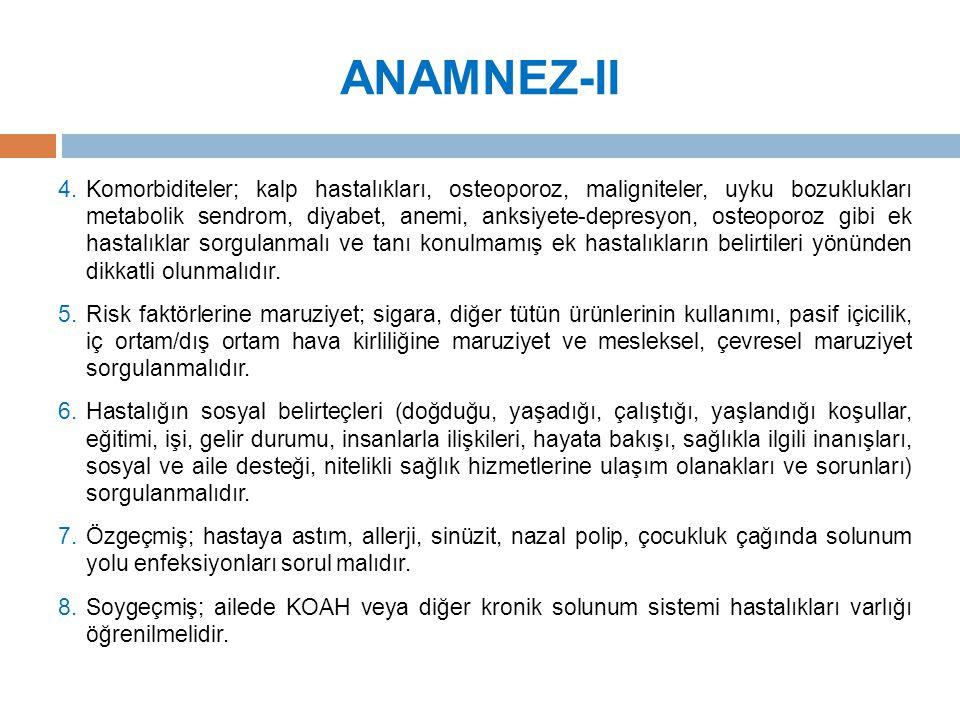 ANAMNEZ-II