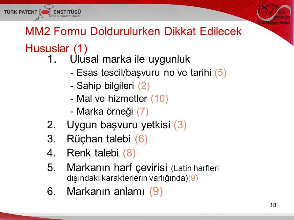 MM2 Formu Doldurulurken Dikkat Edilecek Hususlar (1)