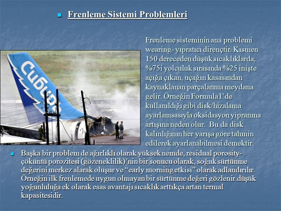 Frenleme Sistemi Problemleri