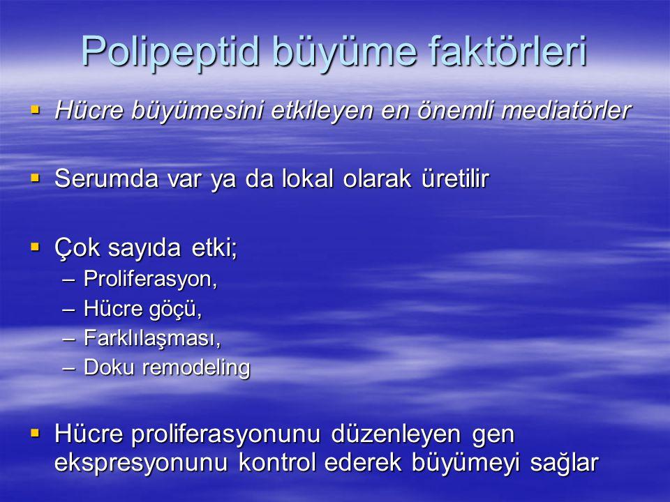 Polipeptid büyüme faktörleri