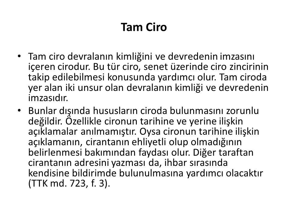 Tam Ciro
