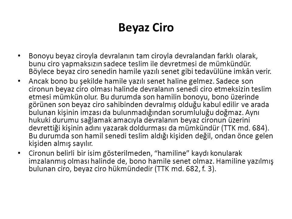 Beyaz Ciro