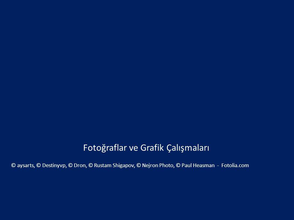 Fotoğraflar ve Grafik Çalışmaları