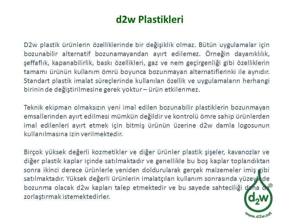 d2w Plastikleri