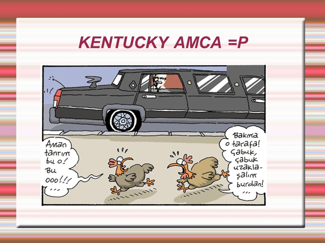 KENTUCKY AMCA =P