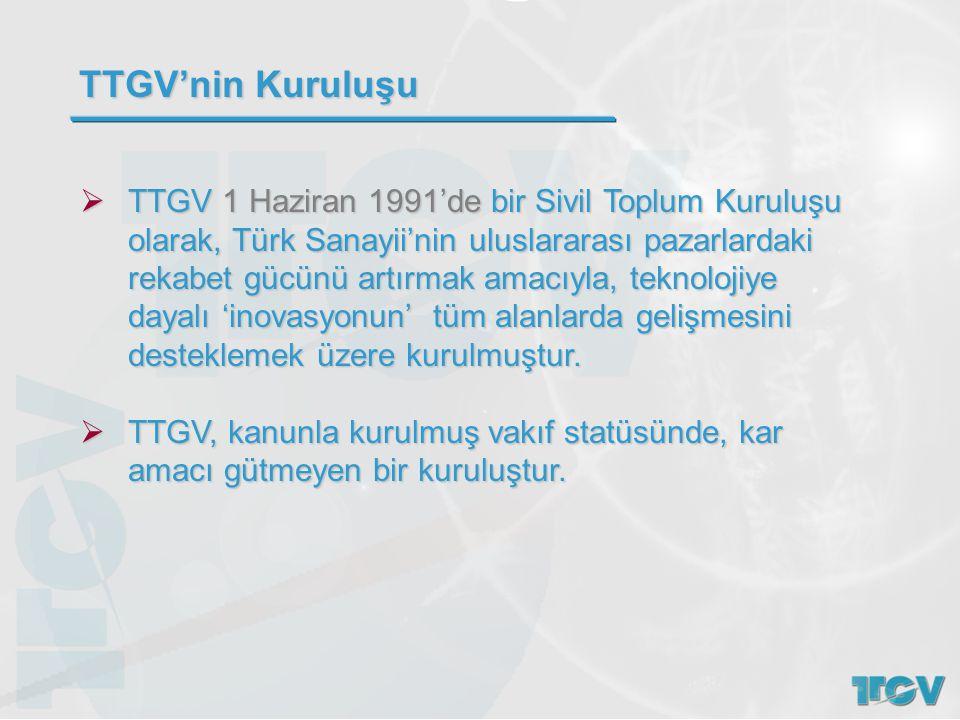 TTGV'nin Kuruluşu