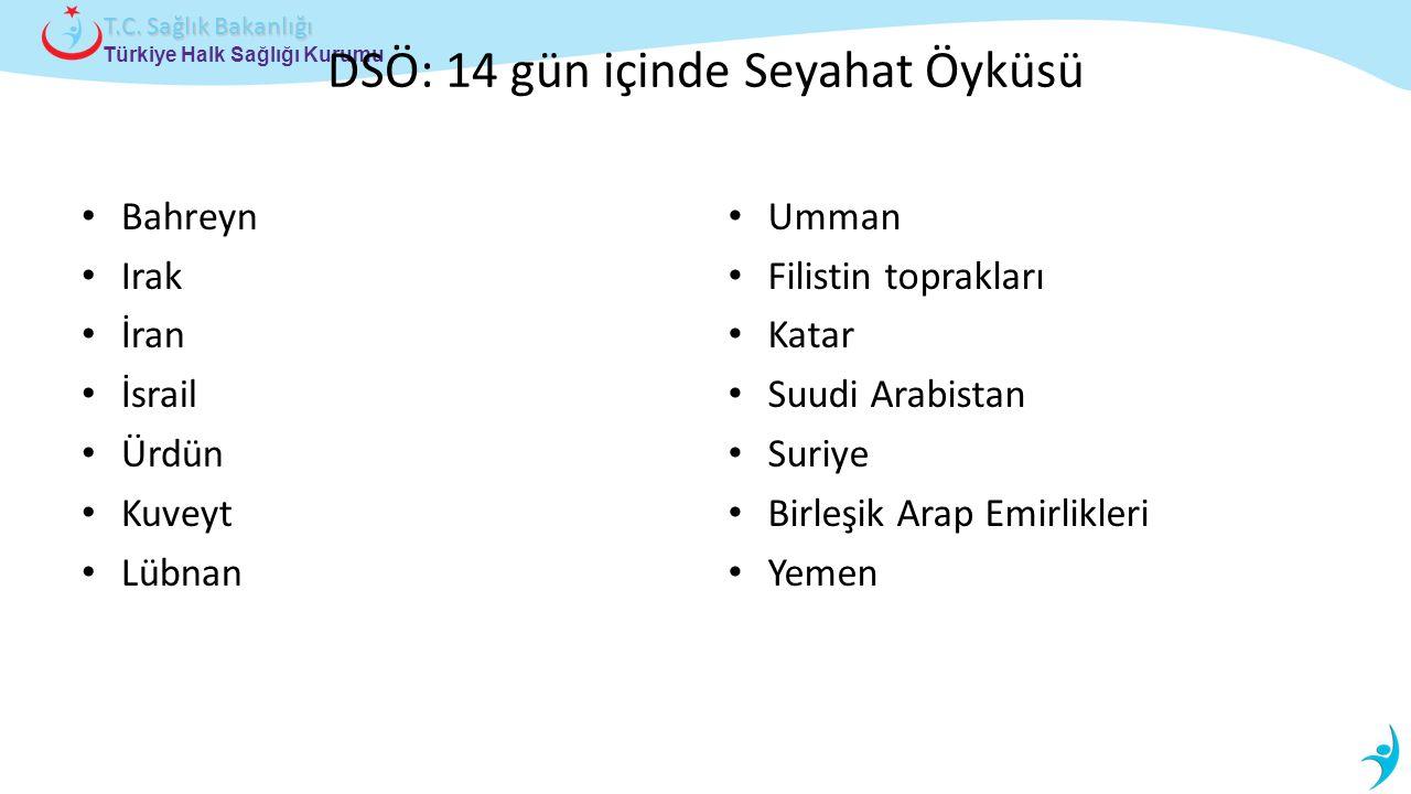 DSÖ: 14 gün içinde Seyahat Öyküsü