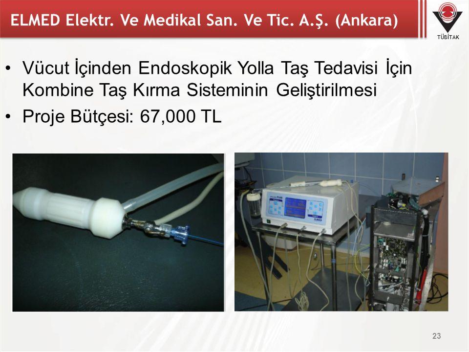 ELMED Elektr. Ve Medikal San. Ve Tic. A.Ş. (Ankara)