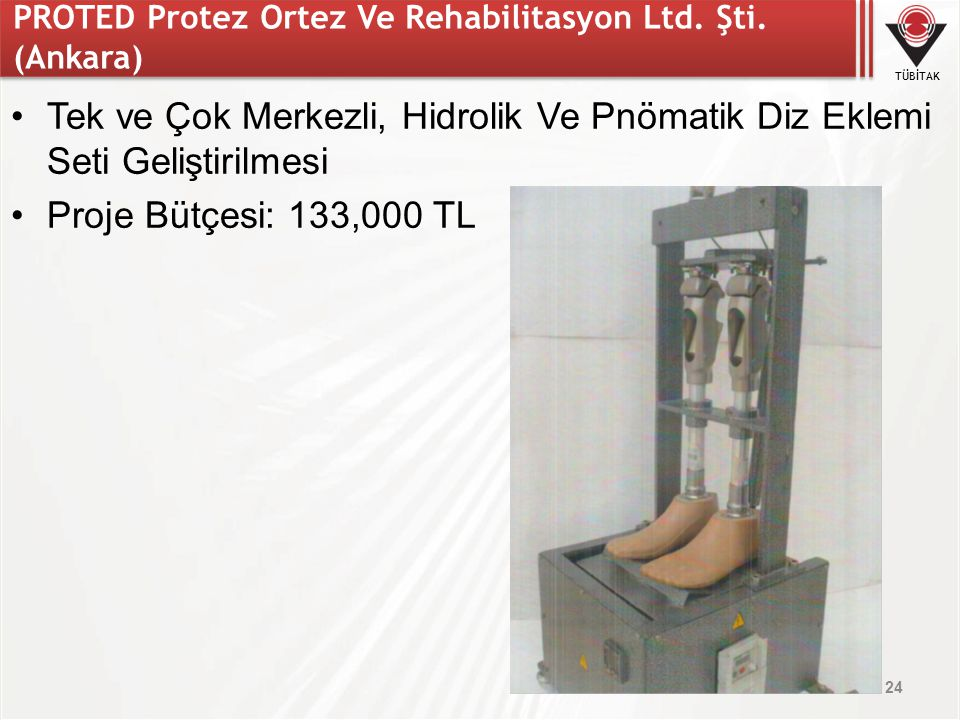 PROTED Protez Ortez Ve Rehabilitasyon Ltd. Şti. (Ankara)