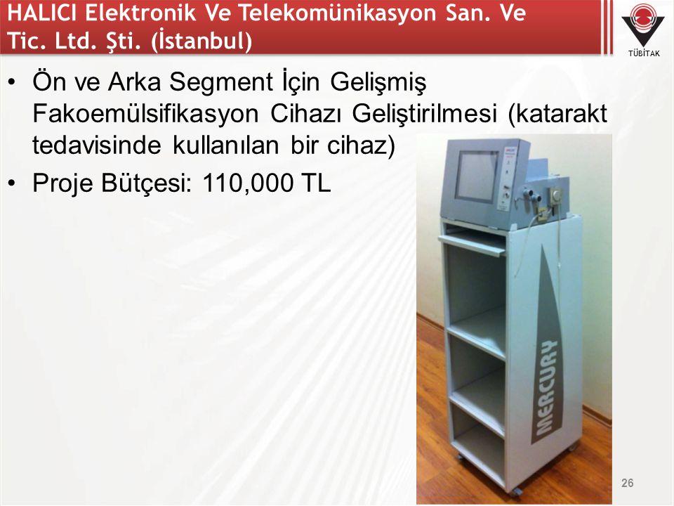 HALICI Elektronik Ve Telekomünikasyon San. Ve Tic. Ltd. Şti. (İstanbul)