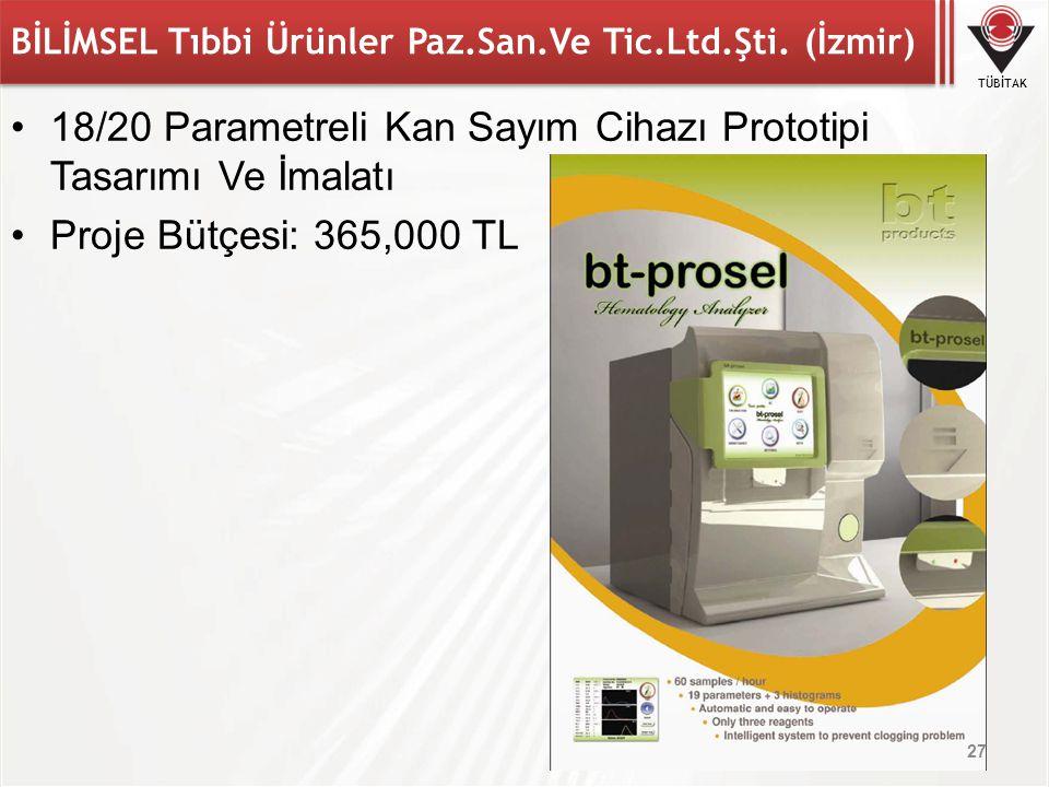 BİLİMSEL Tıbbi Ürünler Paz.San.Ve Tic.Ltd.Şti. (İzmir)