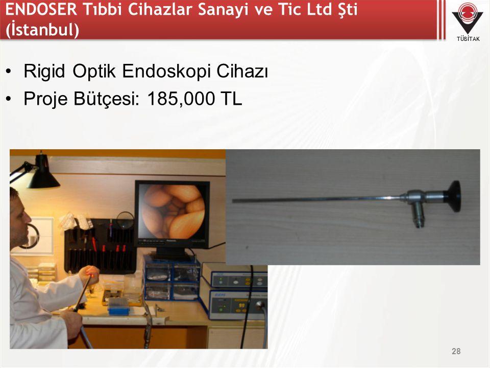 ENDOSER Tıbbi Cihazlar Sanayi ve Tic Ltd Şti (İstanbul)