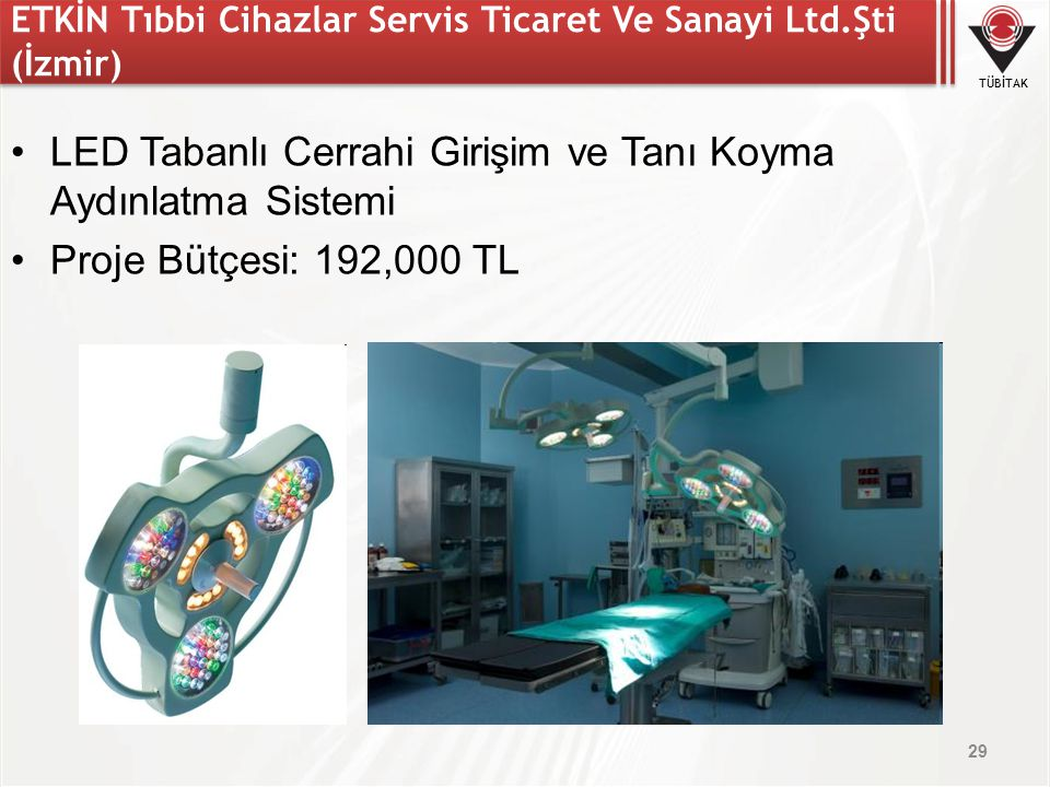 ETKİN Tıbbi Cihazlar Servis Ticaret Ve Sanayi Ltd.Şti (İzmir)