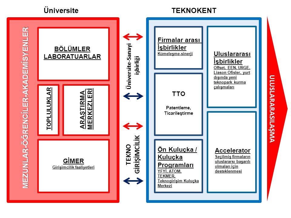 Patentleme, Ticarileştirme Girişimcilik faaliyetleri