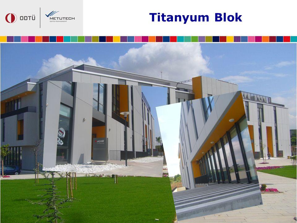Titanyum Blok