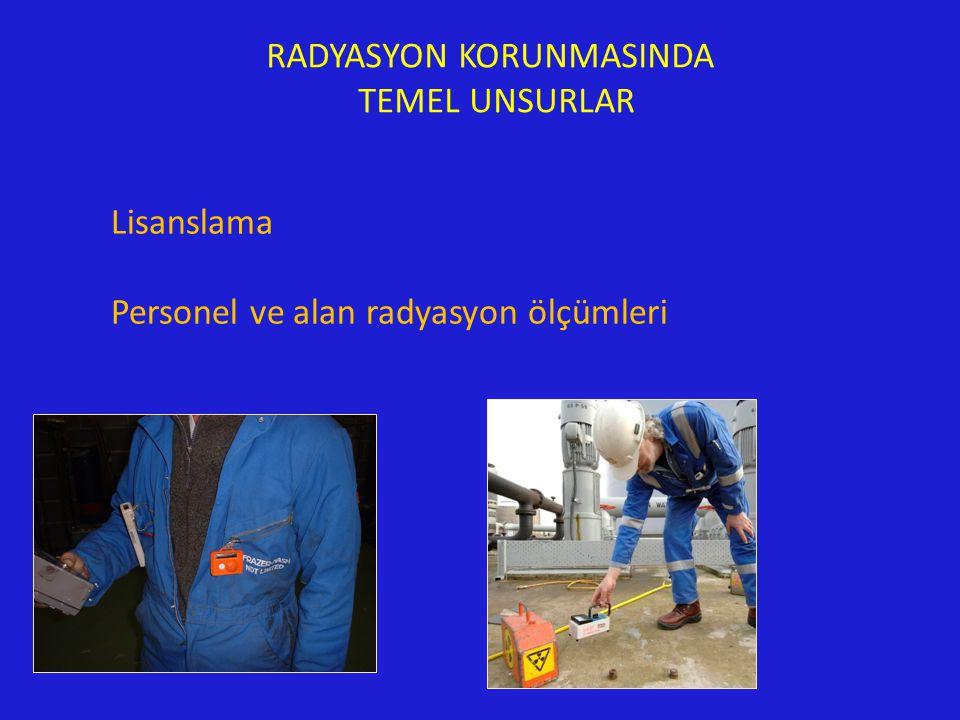 RADYASYON KORUNMASINDA