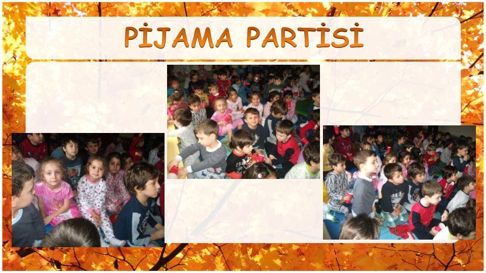 PİJAMA PARTİSİ