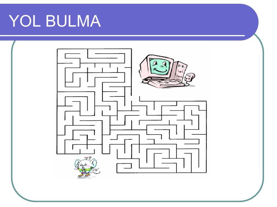 YOL BULMA