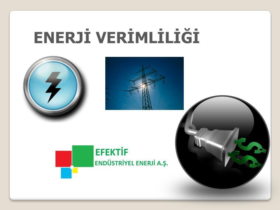 ENERJİ VERİMLİLİĞİ