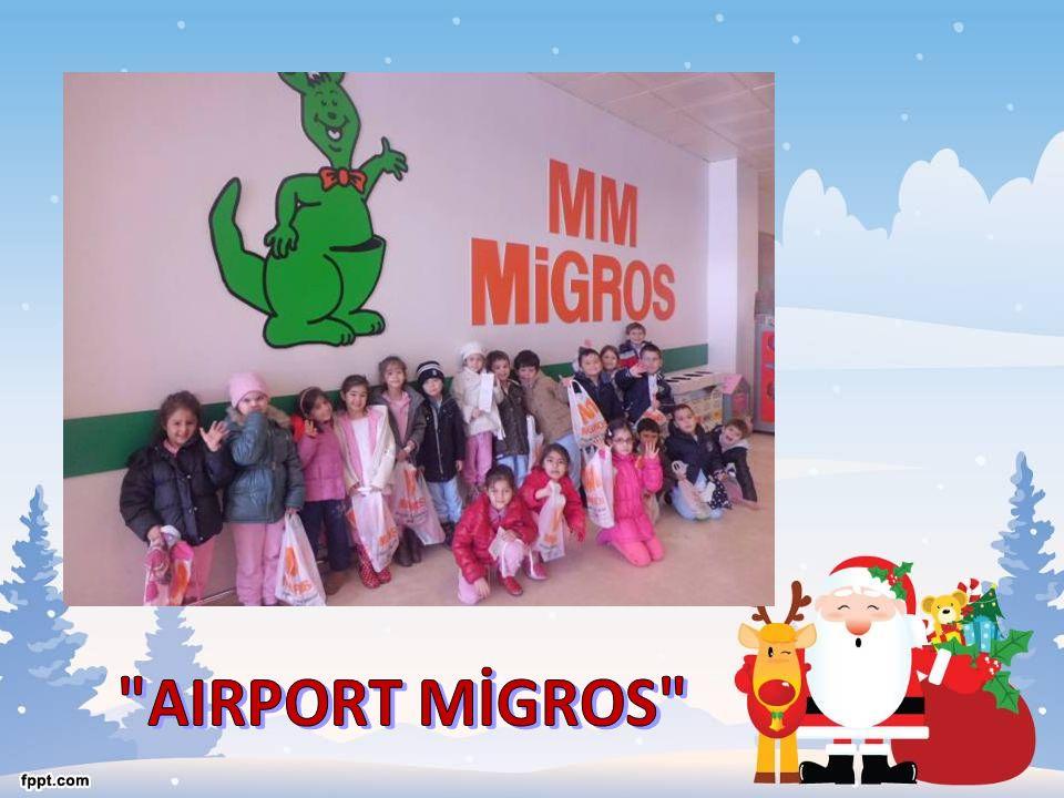 AIRPORT MİGROS
