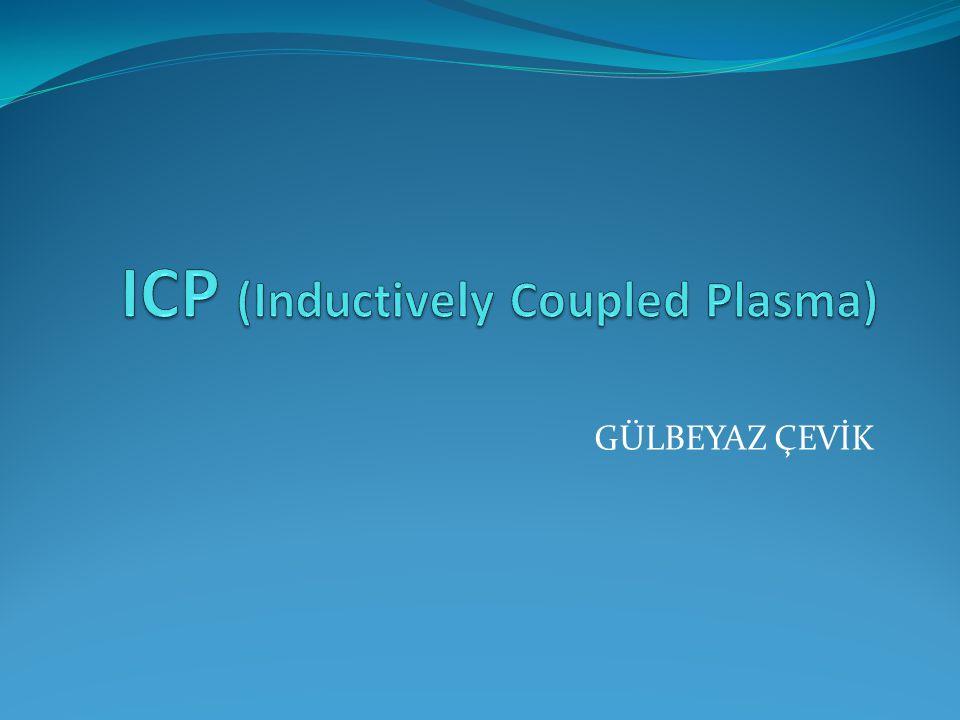 ICP (Inductively Coupled Plasma)