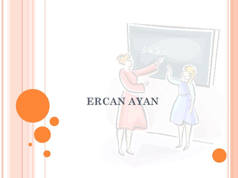 ERCAN AYAN