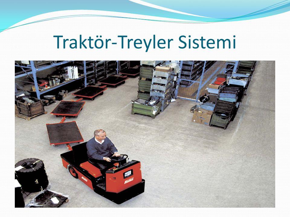 Traktör-Treyler Sistemi