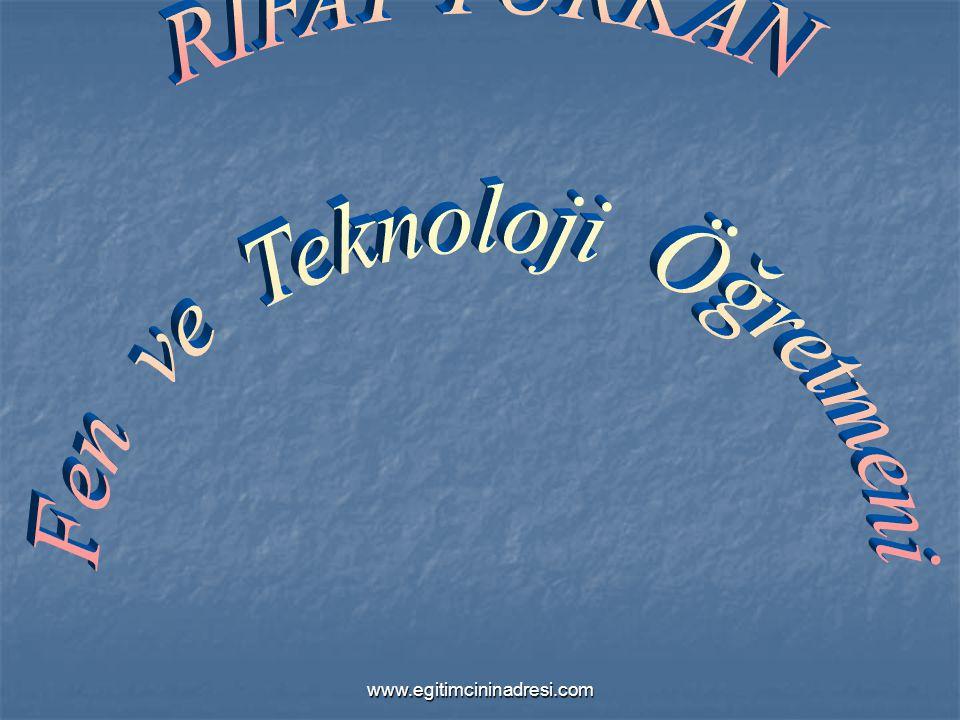 Fen ve Teknoloji Öğretmeni