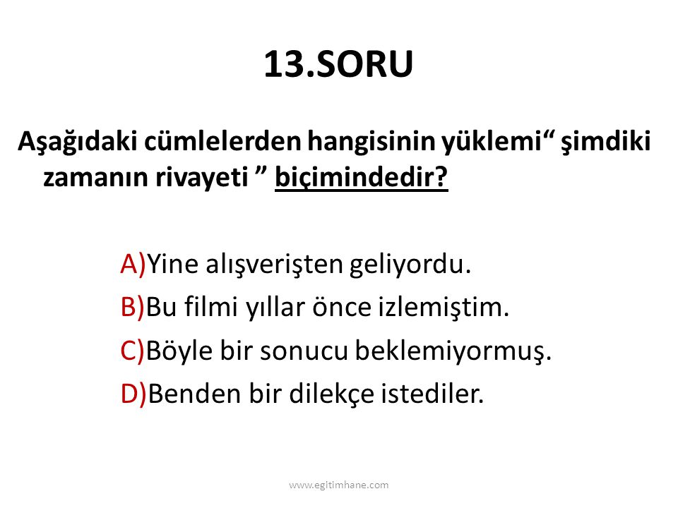 13.SORU