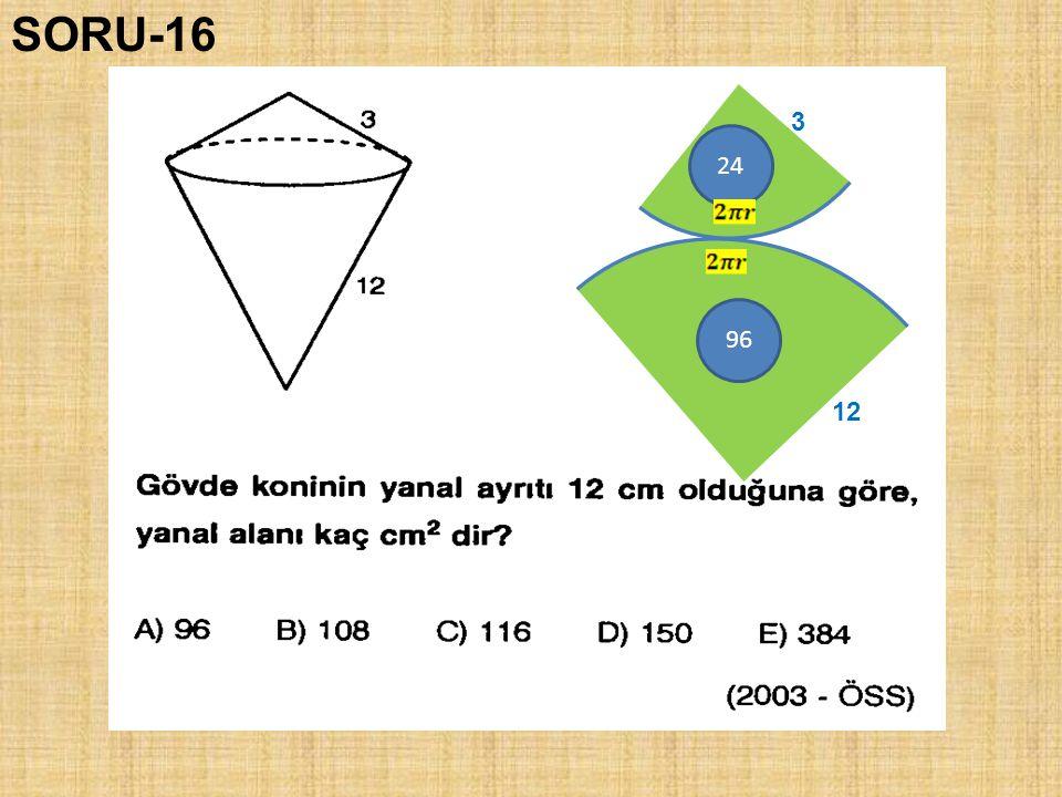 SORU-16 3 24 96 12
