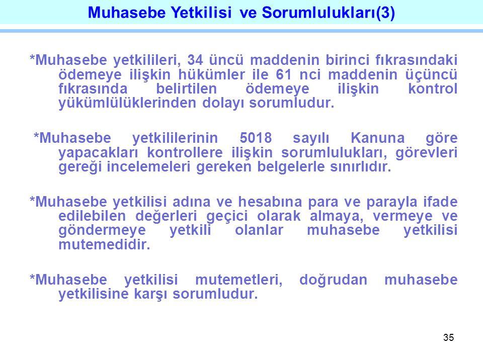 Muhasebe Yetkilisi ve Sorumlulukları(3)