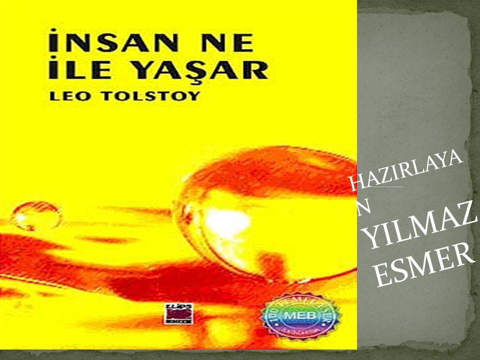 HAZIRLAYAN YILMAZ ESMER