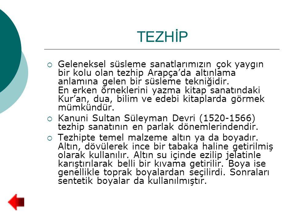 TEZHİP