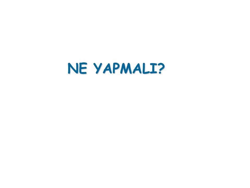 NE YAPMALI