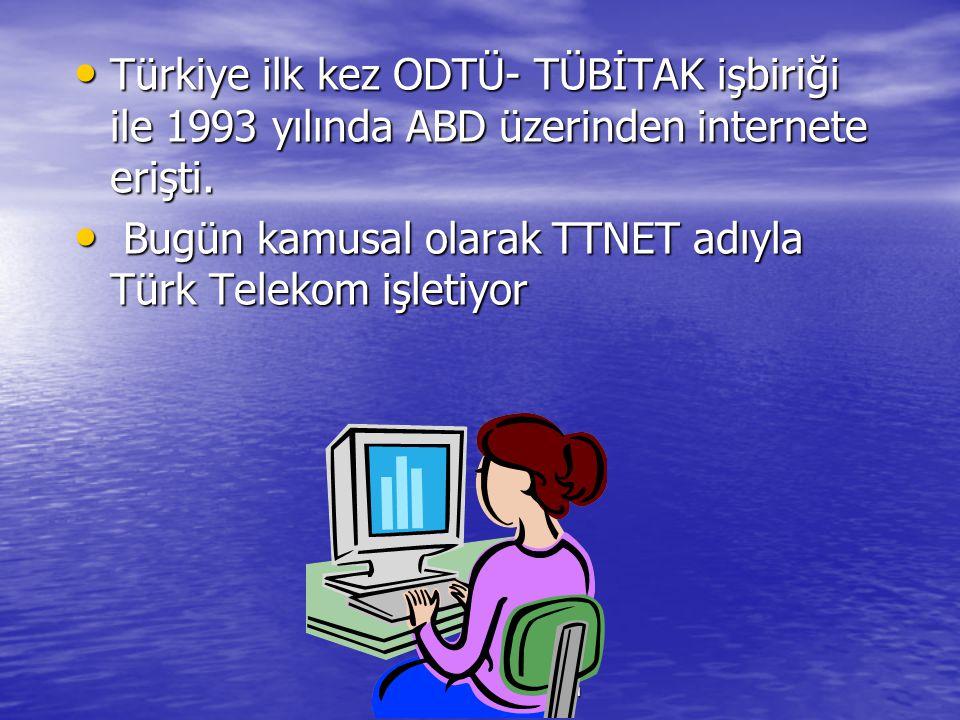 Bugün kamusal olarak TTNET adıyla Türk Telekom işletiyor