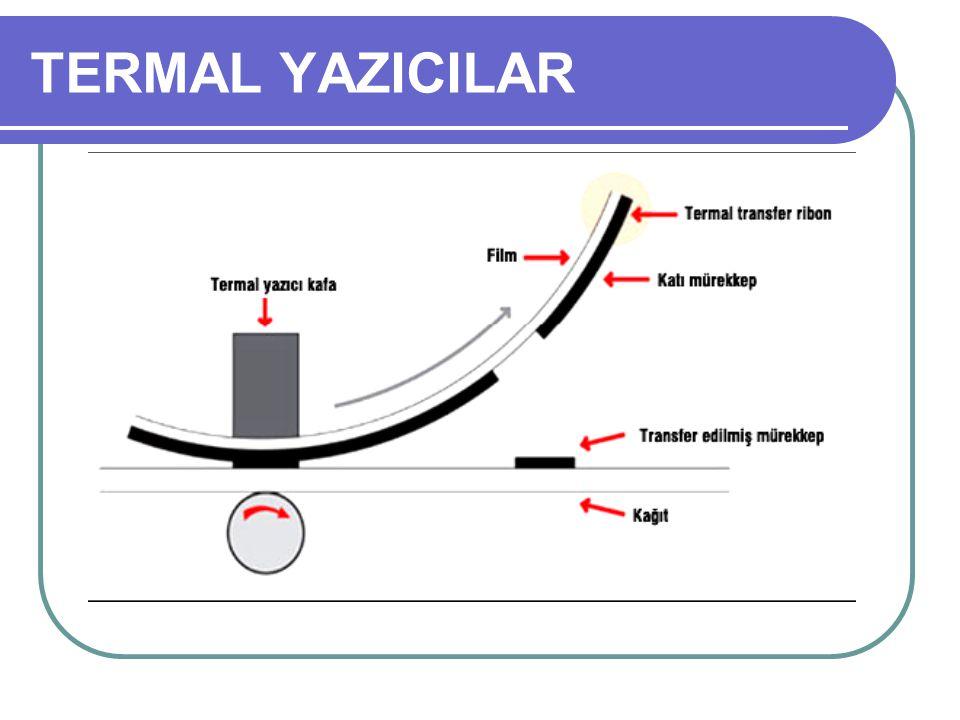 TERMAL YAZICILAR