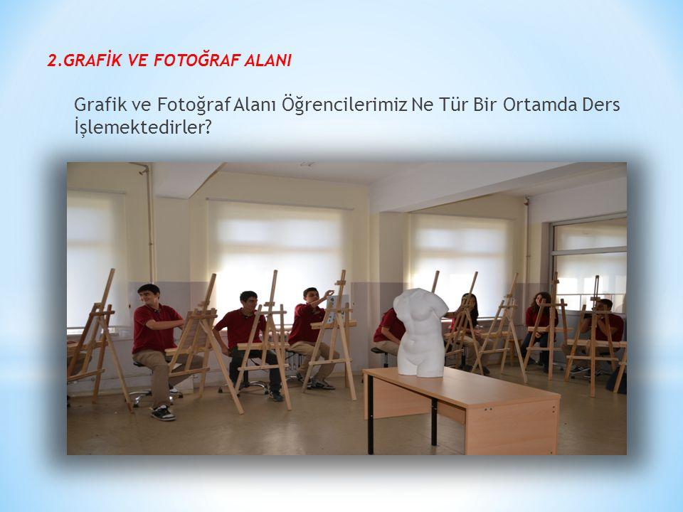 2.GRAFİK VE FOTOĞRAF ALANI