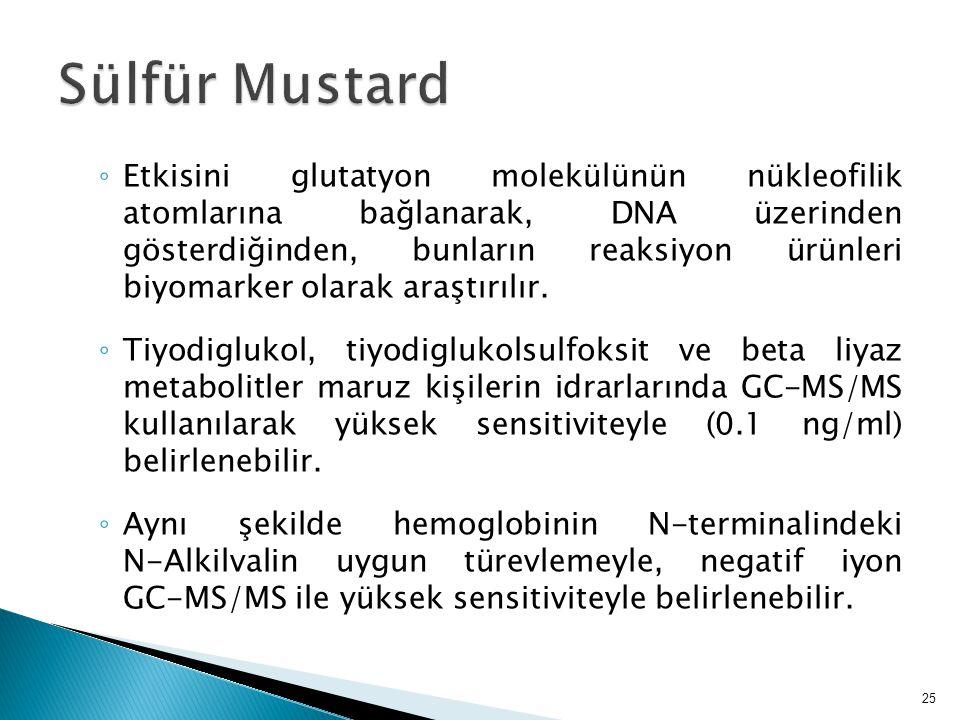 Sülfür Mustard