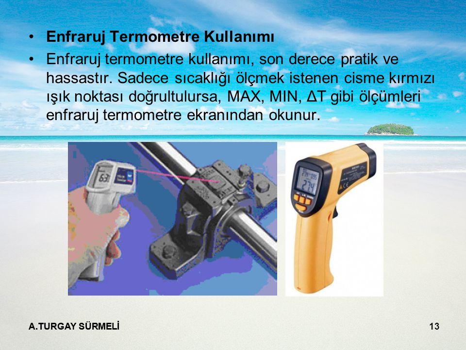 Enfraruj Termometre Kullanımı