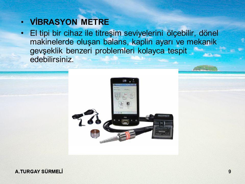 VİBRASYON METRE