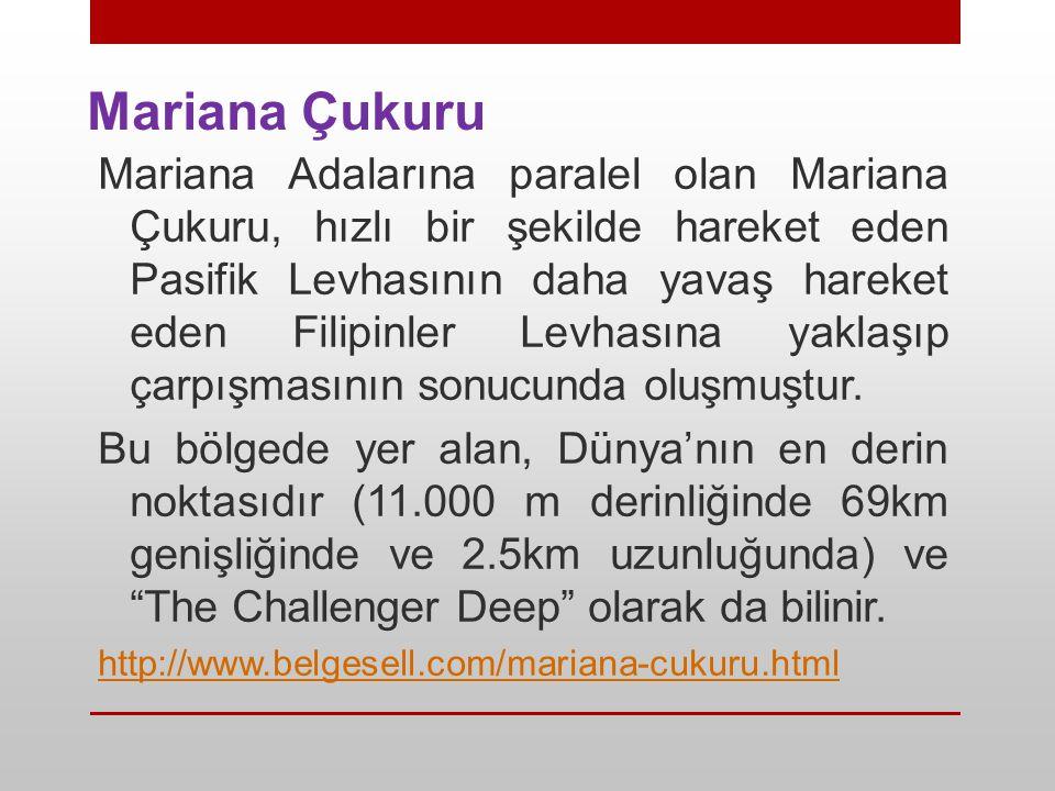 Mariana Çukuru