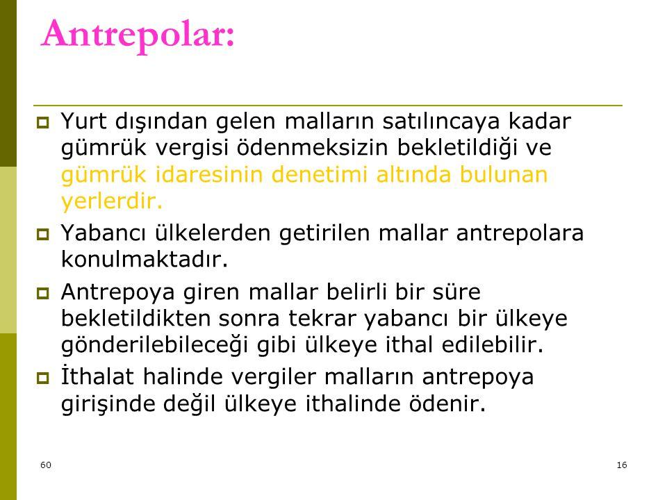Antrepolar: