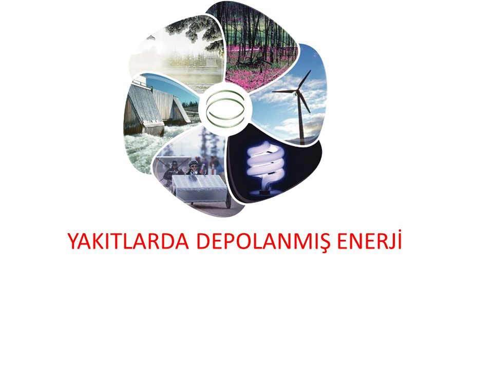 YAKITLARDA DEPOLANMIŞ ENERJİ