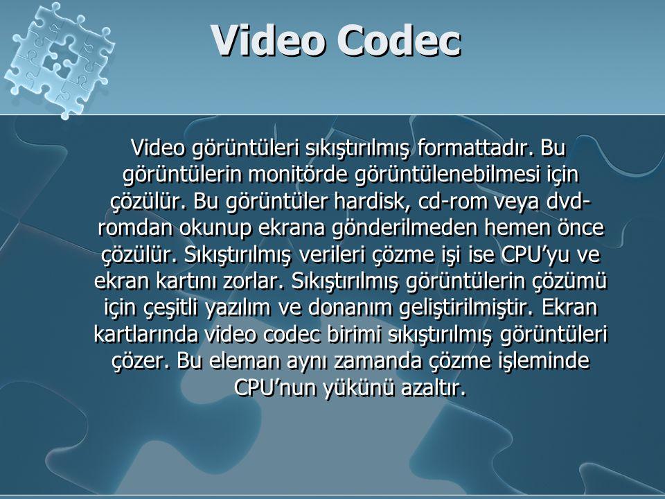 Video Codec